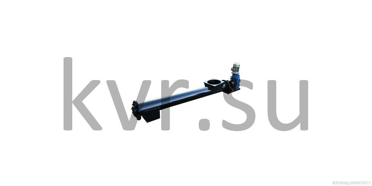 Шнековый транспортер узлы детали машин цепной конвейер